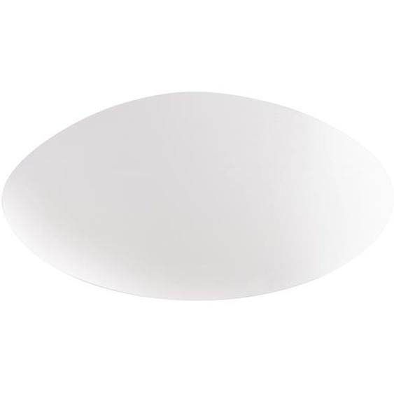 Wandpuffer selbstklebend weiß Ø 60 mm 5 Stück