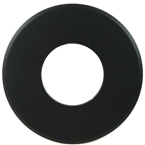 Wandrosette Dn 150 Mm Schwarz 70 Mm Ring Ofen Rauchrohr Kamin Blende