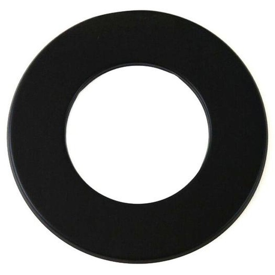 Wandrosette Dn 200 Mm Schwarz 50 Mm Ring Ofenrohr Rauchrohr Kamin