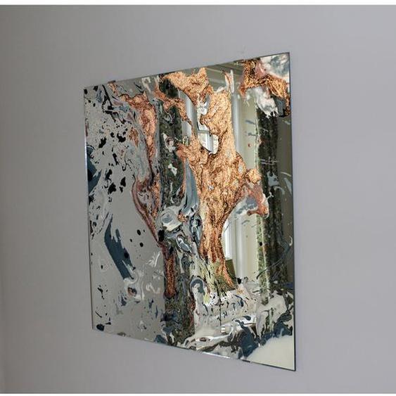 Wandspiegel Audio