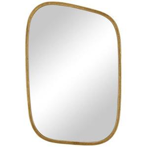 Wandspiegel | gold | 31 cm | 46 cm | 1,8 cm | Möbel Kraft
