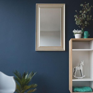 Wandspiegel gold rechteckig 60 x 90 cm CASSIS
