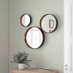 Shauna 3 Piece Mirror Set