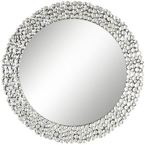 Wandspiegel | silber | 1,9 cm | Möbel Kraft