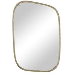 Wandspiegel | silber | 31 cm | 46 cm | 1,8 cm | Möbel Kraft