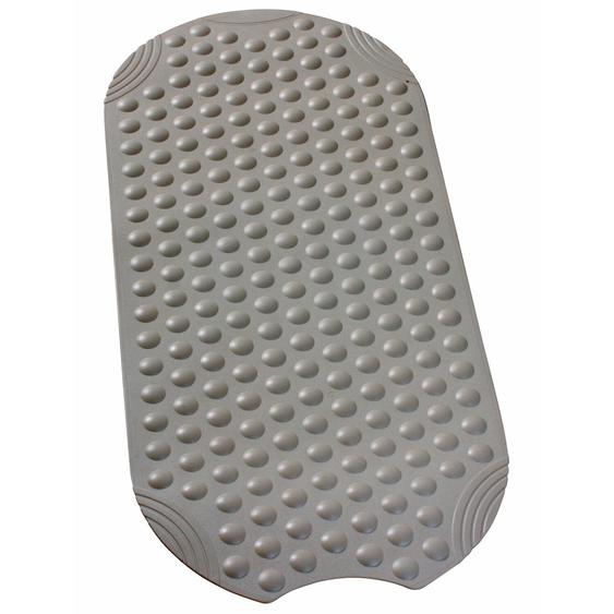 Wanneneinlage 38x89 cm Tecno-Plus Grau