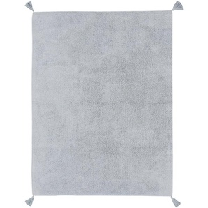 Waschbarer Kinderteppich Tilda Blau 80x150 cm
