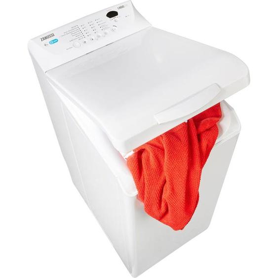 Waschmaschine, 40x89x60 cm (BxHxT), Energieeffizienzklasse F, Zanussi, Material Baumwolle, Wolle, Seide