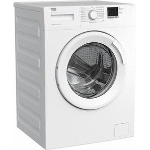 BEKO Waschmaschine WML 61223 N, weiß, Energieeffizienzklasse: A+++