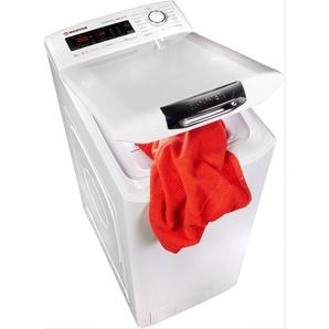 Waschmaschine Toplader SLFNH G464TAH-84, weiß, Energieeffizienzklasse: A+++, Hoover
