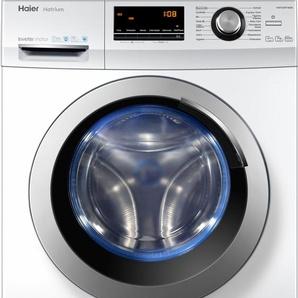 Waschmaschine HW70-BP14636, Fassungsvermögen: 7 kg, weiß, Energieeffizienzklasse: A+++, Haier
