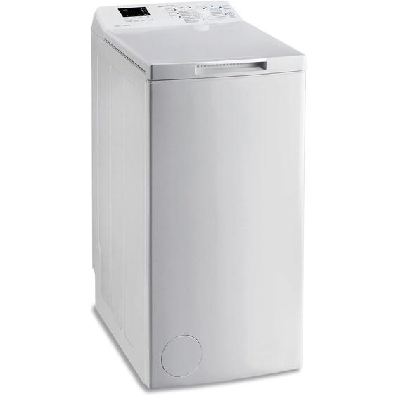 Waschmaschine Toplader PWT D61253P N, 40x90x60 cm (BxHxT), Energieeffizienzklasse D, Privileg, Material Baumwolle, Synthetik