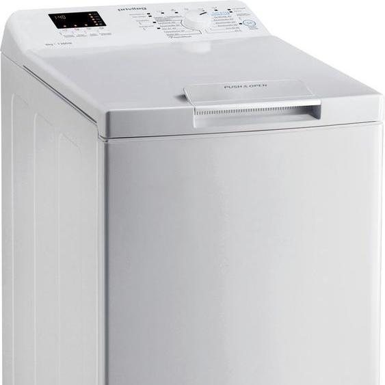 Waschmaschine Toplader PWT E612531P N, 40x90x70 cm (BxHxT), Energieeffizienzklasse D, Privileg Family Edition, Material Baumwolle, Synthetik
