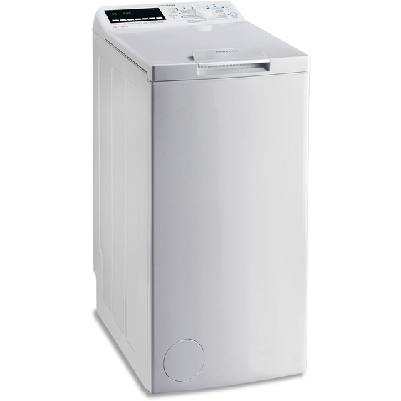 Waschmaschine Toplader PWT E71253P N, 40x90x60 cm (BxHxT), Energieeffizienzklasse E, Privileg, Material Baumwolle, Synthetik