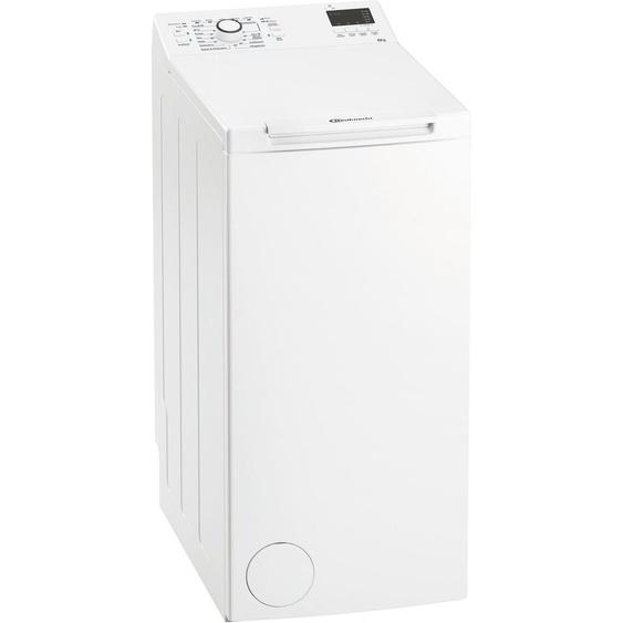 Waschmaschine Toplader WAT PRIME 652 DI N, 40x90x60 cm (BxHxT), Energieeffizienzklasse D, BAUKNECHT, Material Baumwolle, Wolle