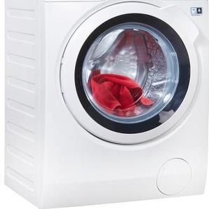 Waschtrockner L7WB58WT, weiß, Energieeffizienzklasse: A, AEG