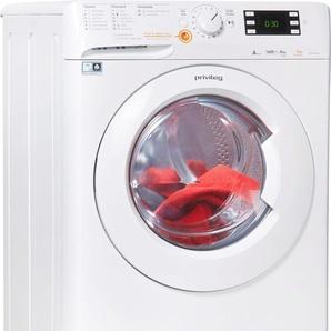Waschtrockner PWWT X 86G6 DE, weiß, Energieeffizienzklasse: A, Privileg Family Edition
