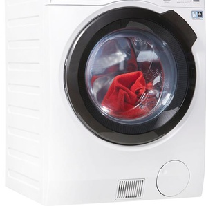 Waschtrockner, Energieeffizienzklasse A, weiß, AEG