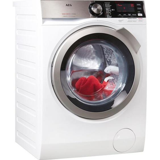 Waschtrockner,  Fassungsvermögen10 kg, AEG