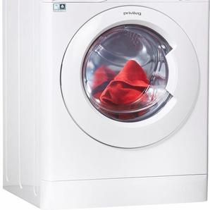 Waschtrockner PWWT X 75L6 DE, weiß, Energieeffizienzklasse: A, Privileg