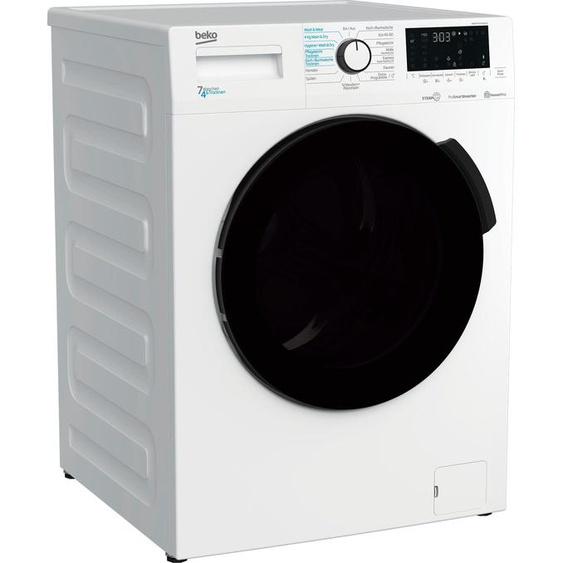 Waschtrockner WDW75141Steam1, BEKO