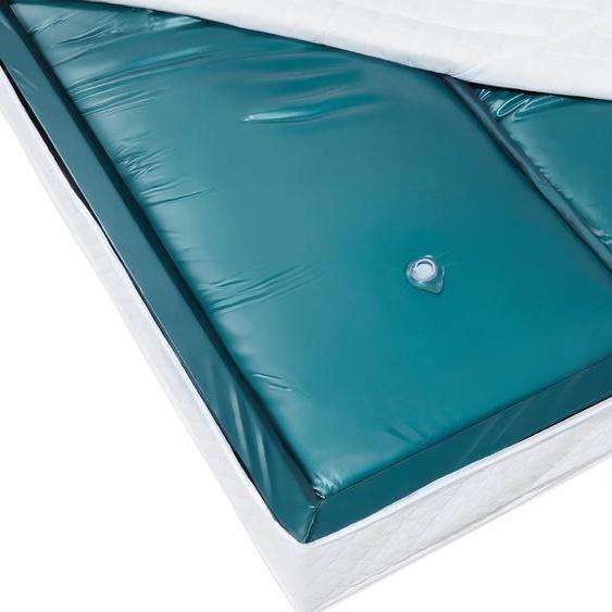 Wasserbettmatratze Dual 160 x 200 x 20 cm Leicht beruhigt