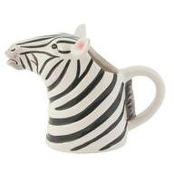 Wasserkanne, Zebra,  living