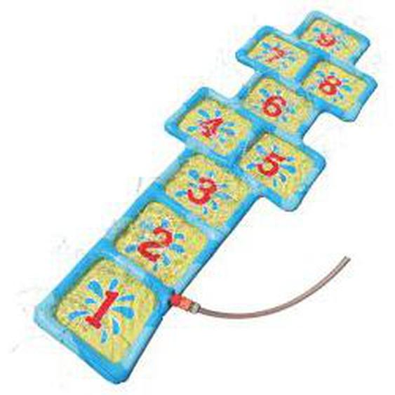 Wasserspielzeug Zahlenmatte Skipy