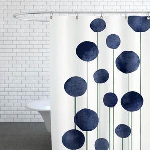 Waterflowers - Duschvorhang