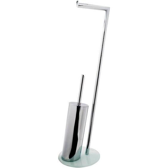 WC-Garnitur »Brisbane«, Ridder, mit WC-Bürste und Toilettenpapierhalter