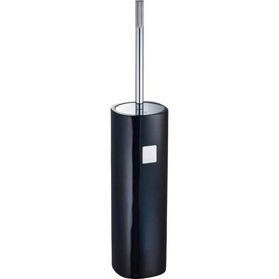 WC-Garnitur, CRYSTAL LINE, Joop H: 46 cm, Maße(B/T/H):(9/9/45) blau WC-Zubehör Badaccessoires Badmöbel Reinigungsbürsten