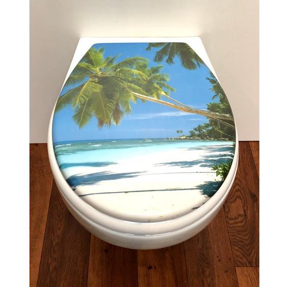 WC-Sitz-Aufkleber Cortina