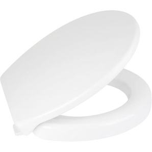 WC-Sitz Komfort mit Absenkautomatik, weiß