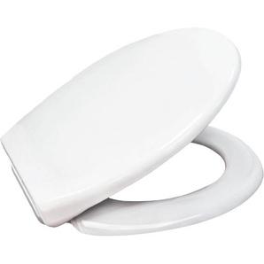 WC Sitz Madison weiß
