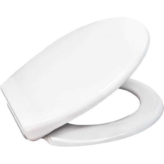 WC Sitz Madison mit Absenkautomatik, weiß