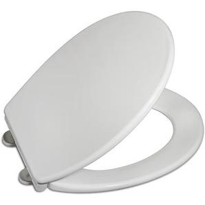WC-Sitz Monaco mit Absenkautomatik, weiß