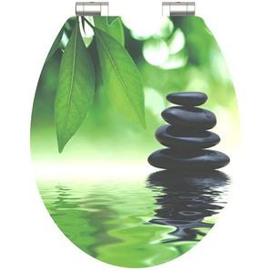 WC-Sitz Oase | grün | 38,2 cm | 47,6 cm |