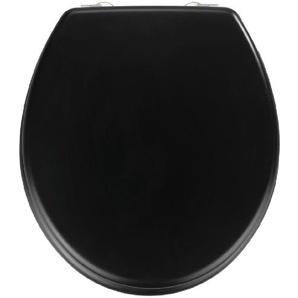 WC-Sitz   schwarz   38 cm   41,5 cm  