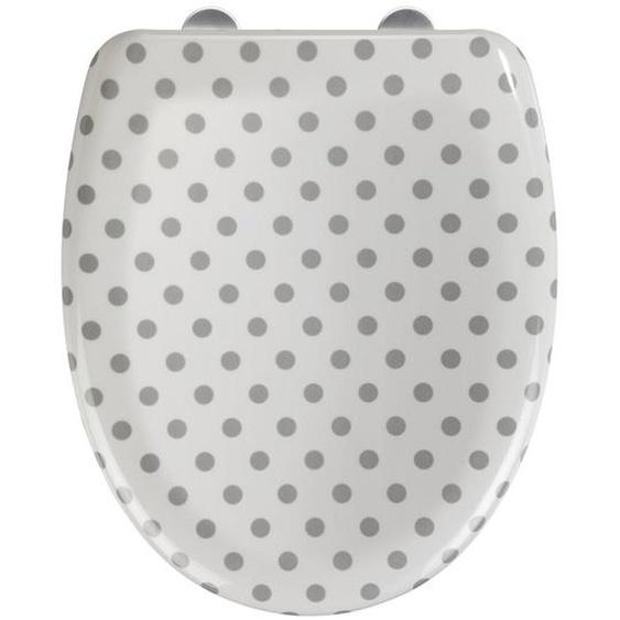 WC-Sitz Punto mit Absenkautomatik
