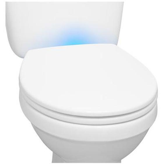 WC-Sitz Taglieri mit Absenkautomatik