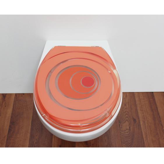 WC-Sitz Tivoli Miami Orange