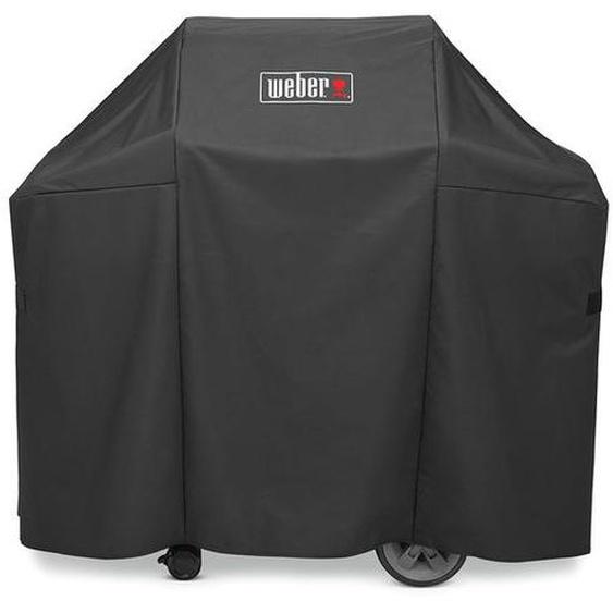 Weber Abdeckhaube Premium für Genesis II 200-Serie Schwarz