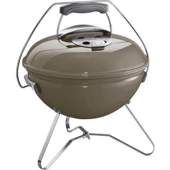 Weber Holzkohle-Kugelgrill Smokey Joe Premium Ø 37 cm Smoke Grey