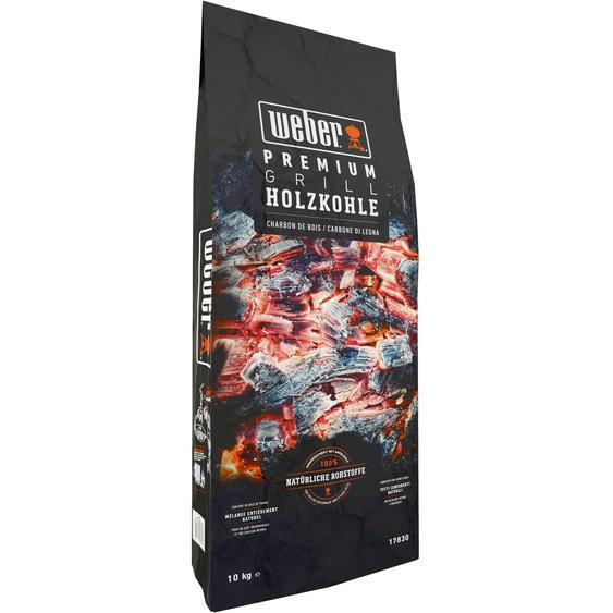 Weber Premium Holzkohle 10 kg
