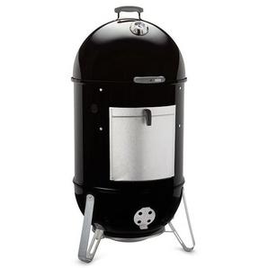 Weber Räuchergrill Smokey Mountain Cooker ø 57 cm, black Schwarz