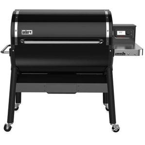 Weber Smokefire EX6 GBS Pellet Grill Schwarz