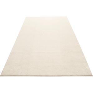 Teppich, Lotta, Wecon home Basics, rechteckig, Höhe 17 mm, maschinell getuftet