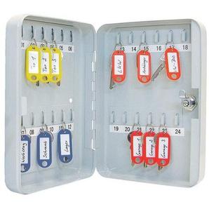 WEDO 24er Schlüsselkasten mit Zylinderschloss