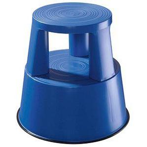 WEDO Rollhocker Step blau Kunststoff