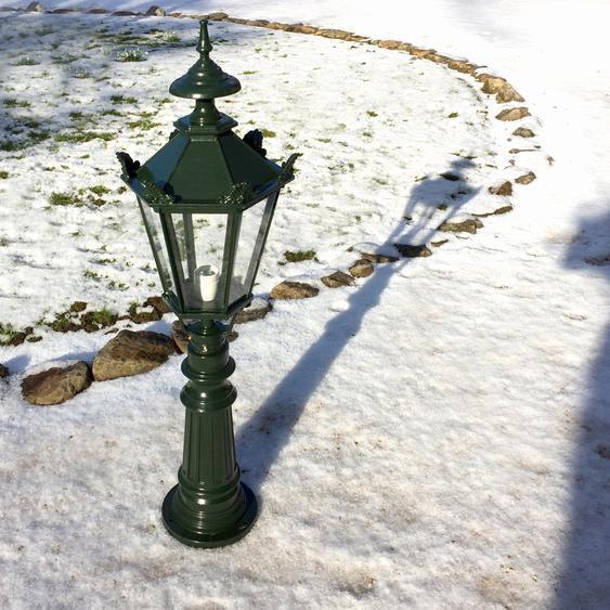 Wege Aussenlampe Vintage Lampe Garten - Mediterrane Aussenleuchte - H.110 cm